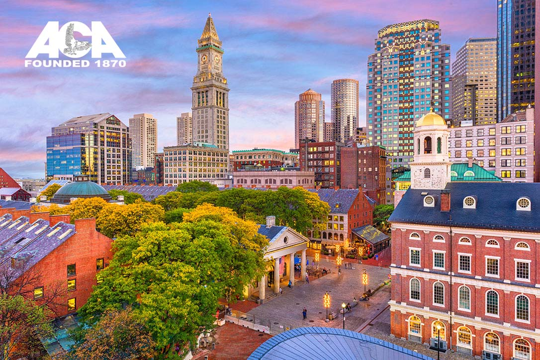 ACA 149th Congress of Correction @ John B. Hynes Veterans Memorial Convention Center | Boston | Massachusetts | United States