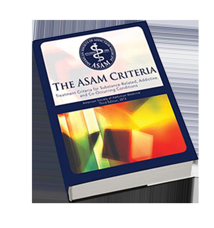 ASAM criteria dimensions